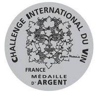 Challenge Intern. Argent