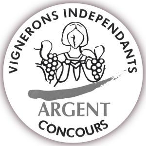 Argent-Concours-des-Vignerons-Indépendants 2017